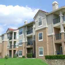 Rental info for 5200 Bryant Irvin Rd #1604 in the Fort Worth area