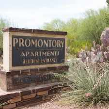 Rental info for Promontory Apartment Homes in the 85718 area