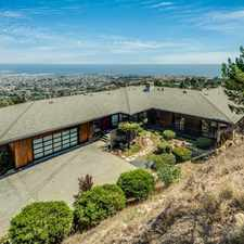Rental info for Views, Views, Views, Private one level contemporary on Eagles nest in Rancho Palos Verdes
