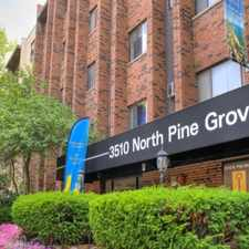 Rental info for 3510 N Pine Grove Apartments