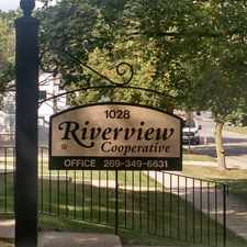 Rental info for Riverview Cooperative in the Kalamazoo area