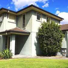 Rental info for BRAND NEW CARPET & PAINT! in the Brisbane area