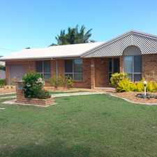 Rental info for BRICK HOME IN IDEAL LOCATION in the Bundaberg area