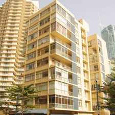 Rental info for 1 Bedroom Unurnished 2nd Floor Unit in the Centre of Surfers Paradise!