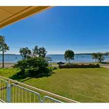 Rental info for GREAT POSITION ON THE WATER WITH ISLAND VIEWS - PRICE DROPPED - VICTORIA POINT in the Brisbane area