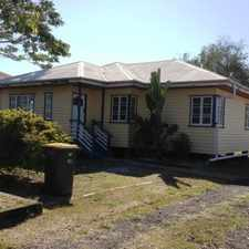 Rental info for NEAT AS A PIN! in the West Rockhampton area