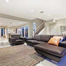 Rental info for Exceptional Location Modern Townhouse Adjoining Park in the Adelaide area