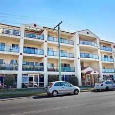 "Rental info for ""Top Floor Unit"" in the Moorebank area"