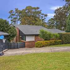 Rental info for DEPOSIT TAKEN - Property No Longer Available in the Cherrybrook area