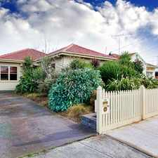 Rental info for Renovated home in Prime Location! in the Geelong West area