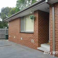 Rental info for 2 BEDROOM UNIT IN QUIET POCKET OF OAKHILL ESTATE