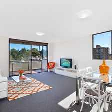 Rental info for STYLISH OVERSIZED APARTMENT WITH SWEEPING DISTRICT VIEWS! in the Bondi Junction area