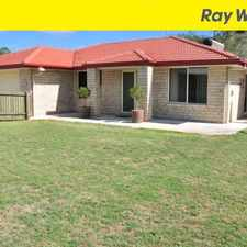 Rental info for 4 Bedroom Home in Tinana in the Maryborough area