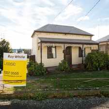 Rental info for Recently Renovated Charming Period Home in the Ballarat area