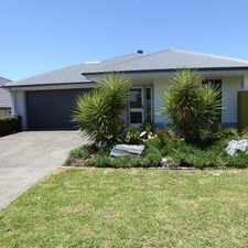 Rental info for EX DISPLAY HOME- WALK TO THE PARK!!! in the Gold Coast area