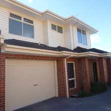 Rental info for Bright and Spacious Living in a Prime Location! in the Melbourne area