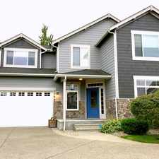 Rental info for Puyallup West Valley. Spacious and Stately.