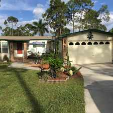 Rental info for 19418 Saddlebrook Court
