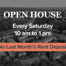 Rental info for Forestview Townhomes in the Orleans area