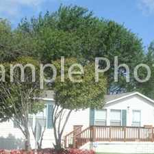 Rental info for 3 bedroom, 1 bath home available