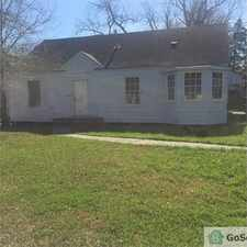 Rental info for Large 4 bedroom home with hardwood floors and tile.