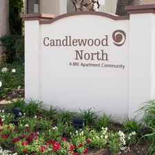 Rental info for Candlewood North