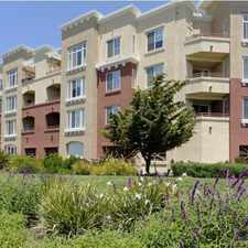 Rental info for The Landings at Jack London Square