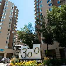 Rental info for 300 East Seventeenth in the Downtown area