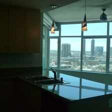 Rental info for 1080 Park Blvd #1202