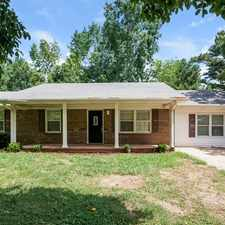 Rental info for 3805 Nebo Road