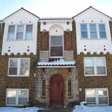 Rental info for 960 Goodrich Ave