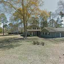 Rental info for Single Family Home Home in Hattiesburg for For Sale By Owner