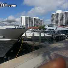 Rental info for $2300 1 bedroom Apartment in Aventura in the Hallandale Beach area