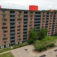 Rental info for 130 & 140 Lincoln Road - One Bedroom Apartment Apartment for Rent in the Kitchener area