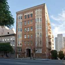 Rental info for 737 PINE Apartments & Suites in the Chinatown area