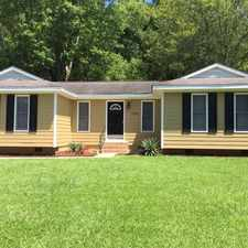 Rental info for 110 Red Cedar Drive in the Goose Creek area