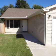 Rental info for 1547 W 23rd St N in the Benjamin Hills area