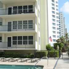 Rental info for 3550 Galt Ocean Dr Apt 301 Fort Lauderdale in the Galt Mile area