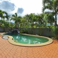 Rental info for APPLICATION APPROVED - Spacious Family Home. in the Kewarra Beach area