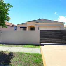 Rental info for MODERN FAMILY HOME in the Gold Coast area
