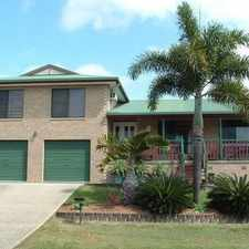 Rental info for SPACIOUS FAMILY HOME IN THE QUIET SUBURBS OF ANDERGROVE! in the Mackay area