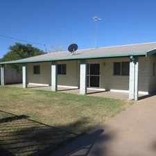 Rental info for 3 Bedroom house in a quiet Street! in the Mount Isa area