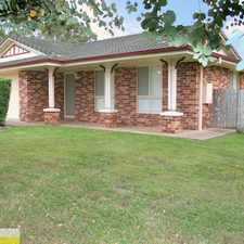 Rental info for Perfect Family Home! Perfect Position! Available in August! in the Bunya area