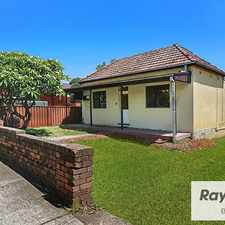 Rental info for Affordable Three Bedroom Home in Belfield! in the Sydney area