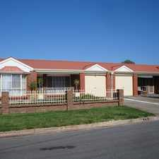 Rental info for 2 BEDROOM HOMETTE - Open 20th July between 4.30 - 4.45 pm in the Adelaide area