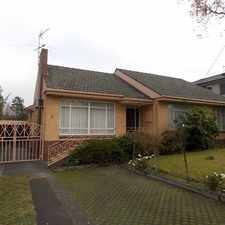 Rental info for SPACIOUS HOME WITH 2 LIVING AREAS!!
