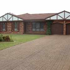 Rental info for GREAT FAMILY HOME in the Dubbo area