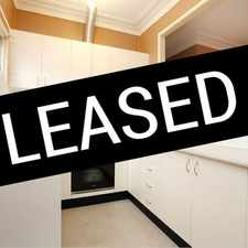 Rental info for SPACIOUS THREE BEDROOM HOME IN AN IDEAL LOCATION in the Blacktown area
