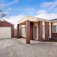 Rental info for Quiet Rear Unit Designed To Invite in the Geelong area