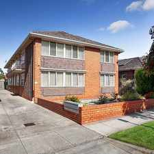 Rental info for SUPER SIZED APARTMENT IN A TOP LOCATION in the Bentleigh area